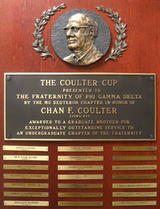 Coulter Cup